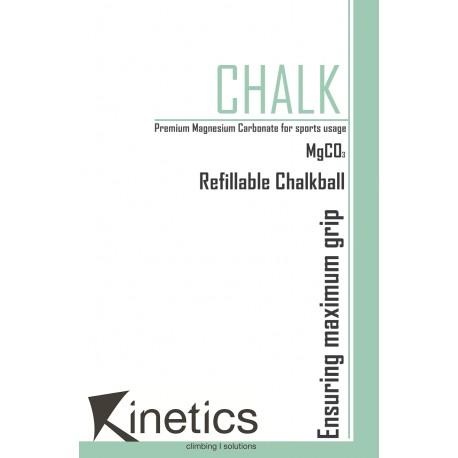 Kinetics Climbing Refillable Chalk Ball