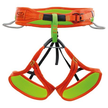 On-Sight Harness Climbing Technology